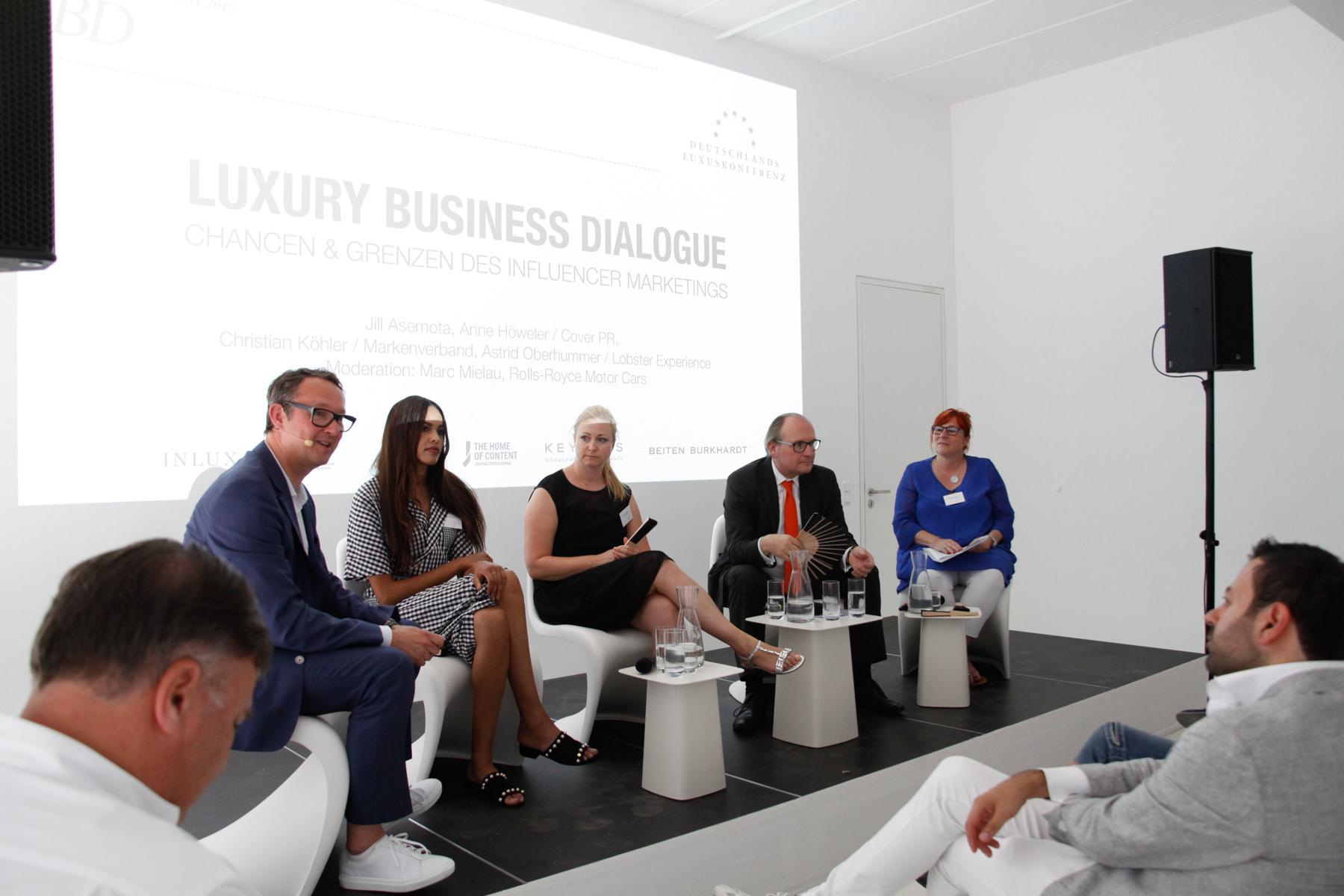 Luxury Business Day – Deutschlands Luxuskonferenz